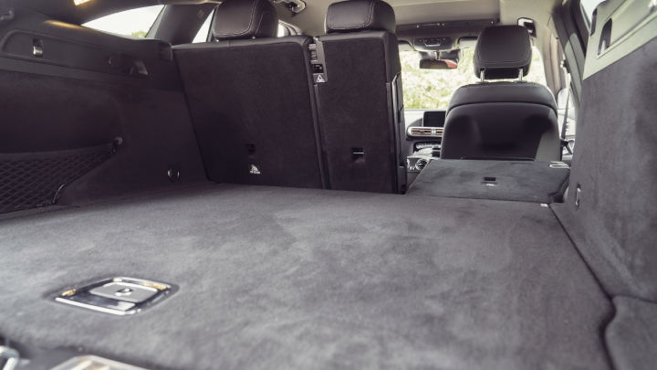 Used Mercedes-Benz EQC Exterior, Boot Space