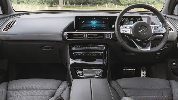 Used Mercedes-Benz EQC Exterior, Interior, Dashboard