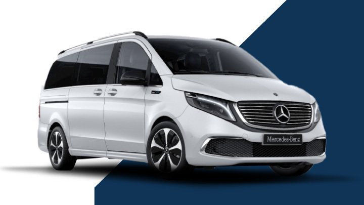 Used Mercedes-Benz EQV