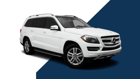 Used Mercedes-Benz GL