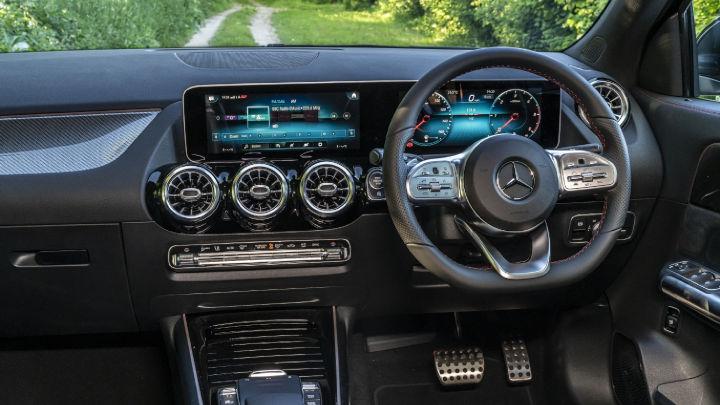 Used Mercedes-Benz GLA Interior, Dashboard