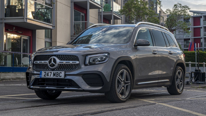 Used Mercedes-Benz GLB Exterior, Front