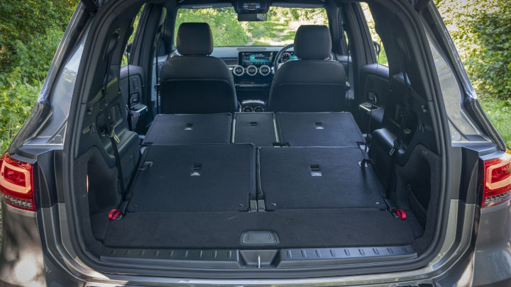 Used Mercedes-Benz GLB Exterior, Boot Space