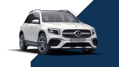 Used Mercedes-Benz GLB