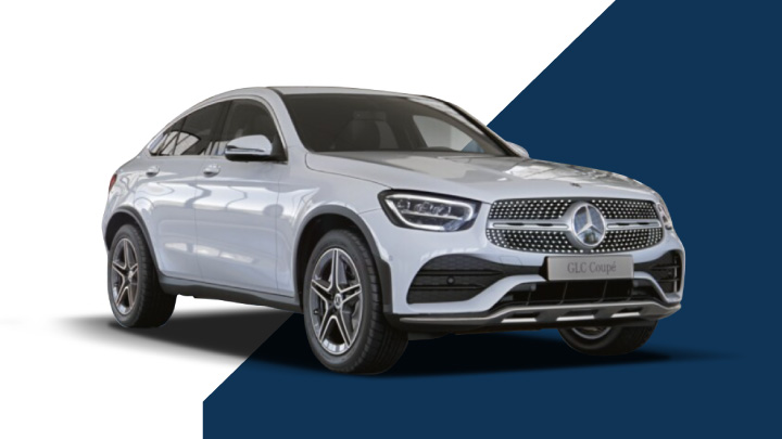 Used Mercedes-Benz GLC Coupe