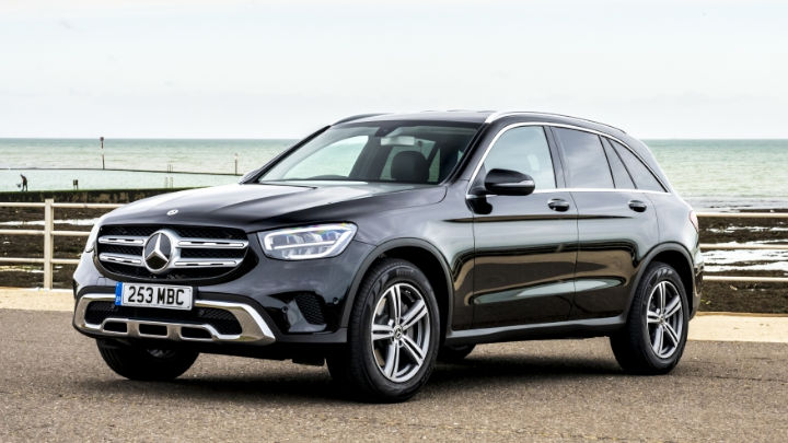 Used Mercedes-Benz GLC Exterior, Front