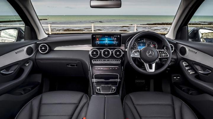 Used Mercedes-Benz GLC Interior, Dashboard
