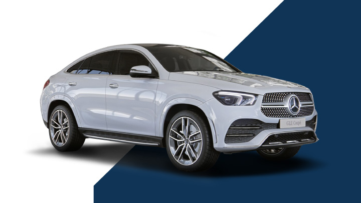 Used Mercedes-Benz GLE Coupe