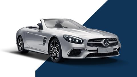 Used Mercedes-Benz SL