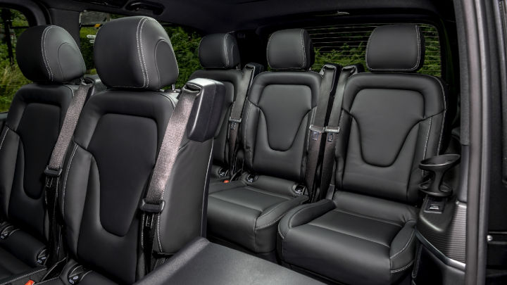 Used Mercedes-Benz V-Class Rear Seats