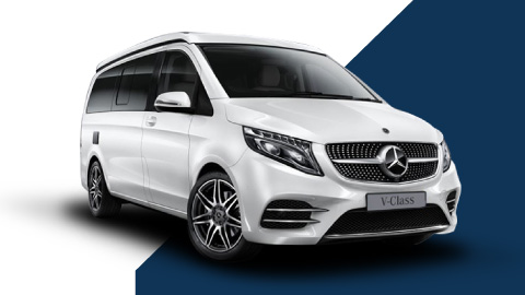 Used Mercedes-Benz V-Class