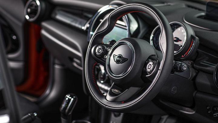 MINI Hatchback, interior