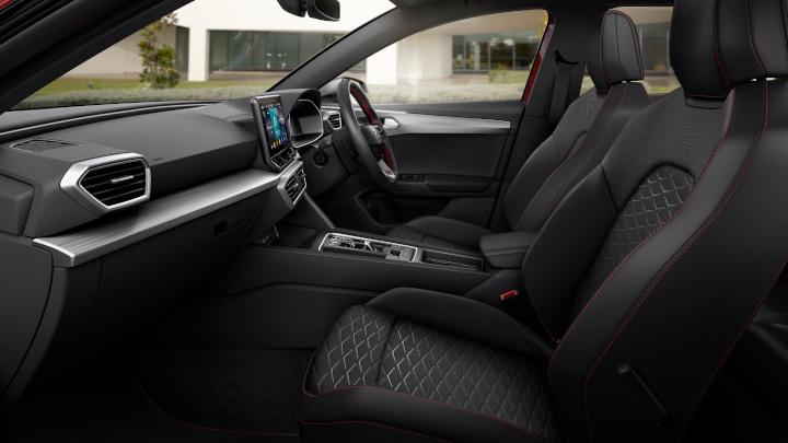 SEAT Leon Interior