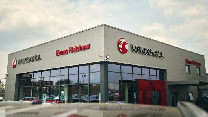 Approved Used Vauxhall Dealership
