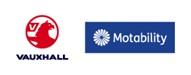 Vauxhall Motability Logo