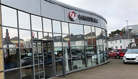Portsmouth Vauxhall Van Centre