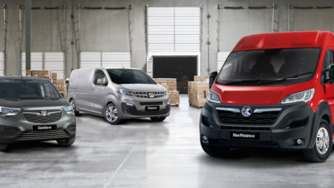 Vauxhall Van Range