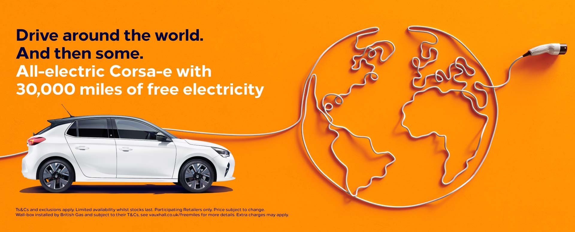 30,000 Miles of Free Electricity
