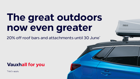 Vauxhall Accessories Offers