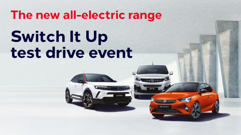 Vauxhall Switch It Up Event