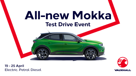 All-New Mokka Test Drive Event