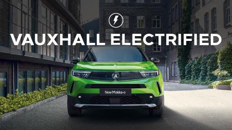 Vauxhall Electrified