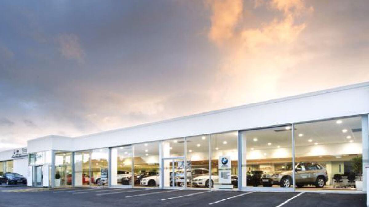 BMW Harrogate Exterior